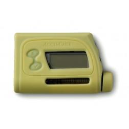 Schutzhülle aus Silikon  Lemmon Yellow  - für Accu-Chek Spirit und Combo, 1 Stück