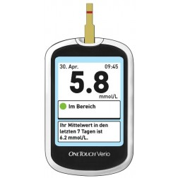 One Touch Verio Blutzuckermessgerät - 1 Set mmol/l