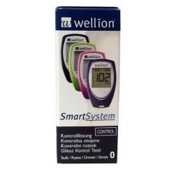 Wellion TrueTrack Stufe 0 niedrig - Kontrolllösung, 1 x 3,0 ml, 1 Stück