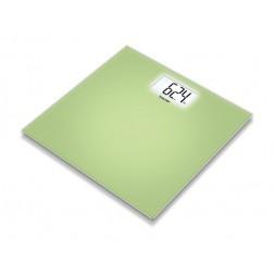 Beurer GS 208 green Design - Glaswaage, 1 Stück
