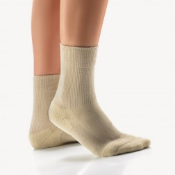 Bort SoftSocks normal Gr. 38 - 40 sand, 1 Paar