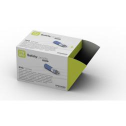 mylife Safety Lancets Comfort 30G sterile Einmal-Sicherheits-Lanzetten, 100 Stück