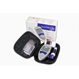 Gluco Talk Blutzuckermessgerät - 1 Set mg/dl bzw. mmol/l (DE/TR/RU)