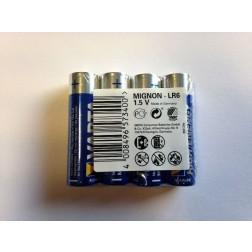 1,5 Volt Mignon LR6 (AA) - Energizer-Batterie, 1 Stück