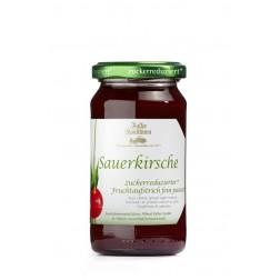 Fruchtaufstrich Sauerkirsche zuckerreduziert, 220 g, 1 Stück