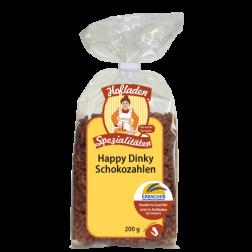 Happy-Dinky-Schokozahlen, 200 g, 1 Stück