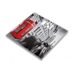 Beurer GS 203 London Design - Glaswaage, 1 Stück