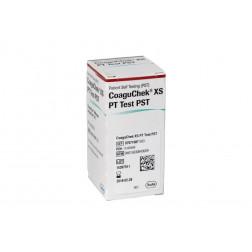 CoaguChek XS PT Teststreifen PST für INRange, 24 Stück