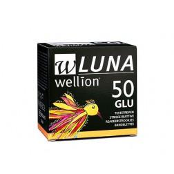 Wellion LUNA Blutzuckerteststreifen, 50 Stück