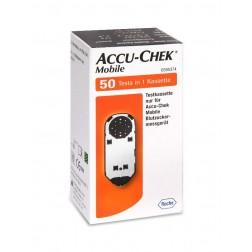 Accu-Chek Mobile Blutzuckertestkassette, 50 Stück
