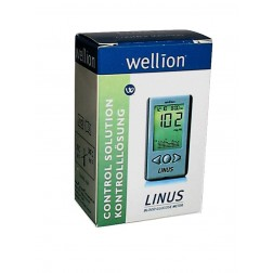 Wellion Linus Stufe 1 normal - Kontrolllösung, 1 x 6 ml, 1 Stück
