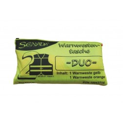 Senada Warnwestetasche Duo XL, 2 Stück