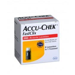 Accu-Chek FastClix - Lanzetten, 204 Stück