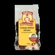 Schoko-Dinkel-Herzen gemischt für Glücksmomente, 250 g, 1 Stück