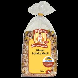 Dinkel-Schoko-Müsli, 500 g