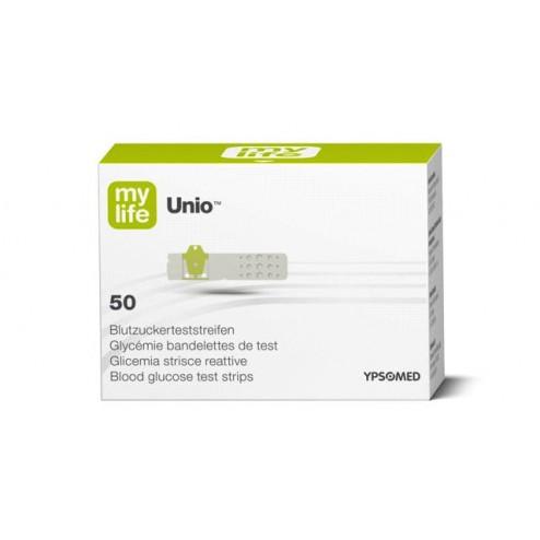 mylife Unio Blutzuckerteststreifen, 50 Stück