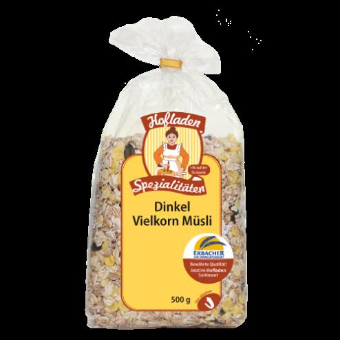 Dinkel-Vielkorn-Müsli, 500 g, 1 Stück