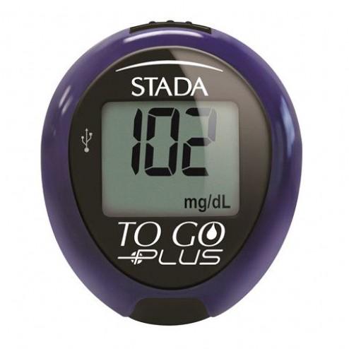 Stada Gluco Result TO GO PLUS Blutzuckermessgerät - 1 Set mg/dl