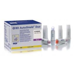 BD Autoshield Duo 5 mm - Sicherheits Pen Nadeln, 100 Stück