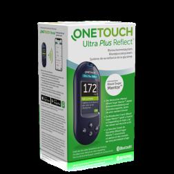 One Touch Ultra Plus Reflect Blutzuckermessgerät - 1 Set,  mg/dl, 1 Stück