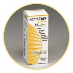 Accu-Chek Softclix Lanzetten, 25 Stück