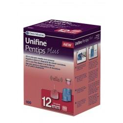 Unifine Pentips plus 12 mm - Pen Nadeln, 100 Stück