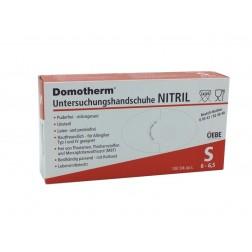 Domotherm U-Handschuhe Nitril S, 100 Stück