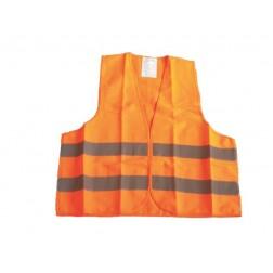 Senada Warnweste im Folienbeutel orange, 1 Stück