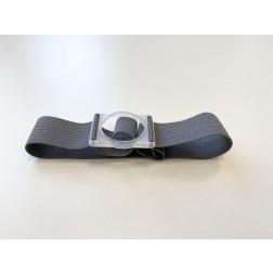 Trageband für FreeStyle Libre Sensor, grau, 1 Stück
