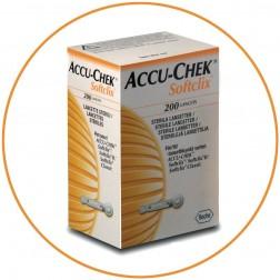 Accu-Chek Softclix - Lanzetten, 200 Stück