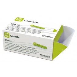 mylife Lancets - Lanzetten 30G, 200 Stück