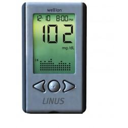 Wellion Linus Blutzuckermessgerät -  1 Set, mg/dl