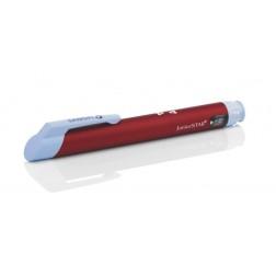 JuniorSTAR Rot - Insulinpen mit 0,5er Schritte, 1 Stück