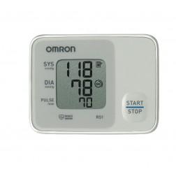 Omron RS 1 - Blutdruckmessgerät für das  Handgelenk, 1 Stück