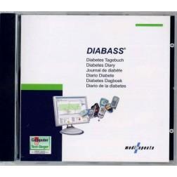 Diabass 5.0 - Diabetes Tagebuchsoftware, 1 Stück