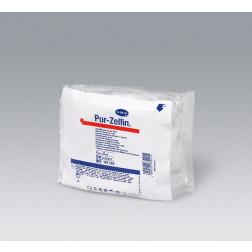 Pur-Zellin Zellstofftupfer, steril, 4 x 5 cm,  500 Stück