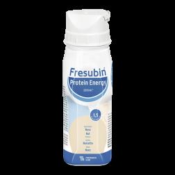 Fresubin Protein Energy Drink Nuss Trinkflasche, 4 x 200 ml