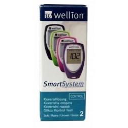 Wellion TrueTrack Stufe 2 hoch - Kontrolllösung, 1 x 3,0 ml, 1 Stück