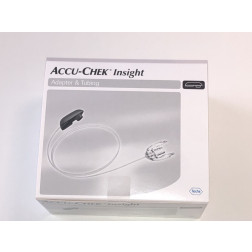 ACCU CHEK Insight Adapter & Schlauch 70cm Inf.-Set, 10 Stück