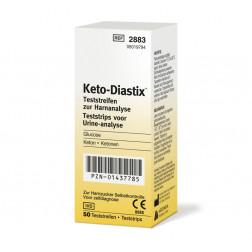 Keto-Diastix - Harnteststreifen, 50 Stück