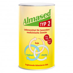 Almased Typ 2 Pulver, 500 g, 1 Dose