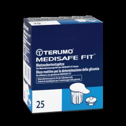 Terumo Medisafe Fit Blutzuckertestspitzen 25 Stück