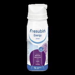 Fresubin Energy Drink Waldfrucht Trinkflasche, 4 x 200 ml
