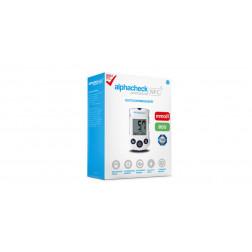 Alphacheck Professional NFC eco Blutzuckermessgerät - 1 Set mmol/l