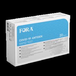 Fora Covid-19 Antigen Schnelltest,  20 Stück