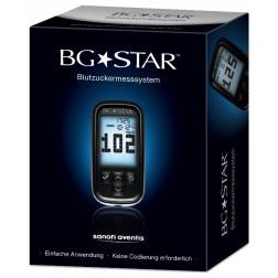 BGStar Blutzuckermessgerät - 1 Set, mg/dl