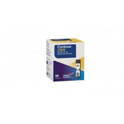 Contour Care Sensoren, Blutzuckerteststreifen, 50 Stück