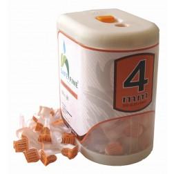 Safe Fine Insulin-Pen Nadelbox 32G x 4 mm, 100 Stück