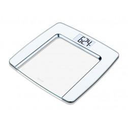 Beurer GS 490 White - Glaswaage, 1 Stück