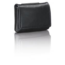 Accu-Chek Insight Schutzhülle aus Leder schwarz, 1 Stück
